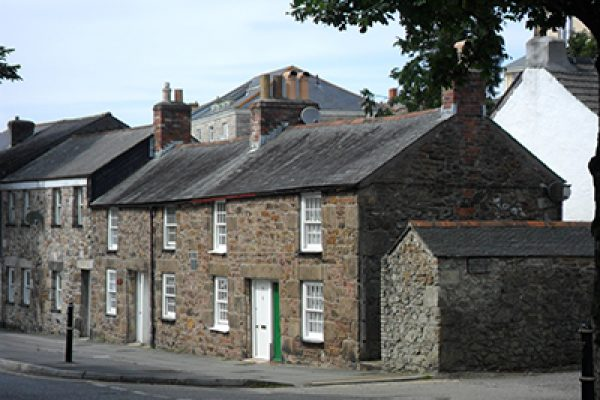 miners cottages